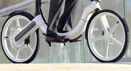 Volkswagen Bik.e Electric Bike