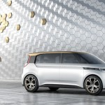 Volkswagen Budd-e Electric Concept Microbus Features Modular Electric Toolkit (MEB) Platform