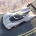 Volkswagen I.D. R Pikes Peak Race Car - An All Electric Racing Car