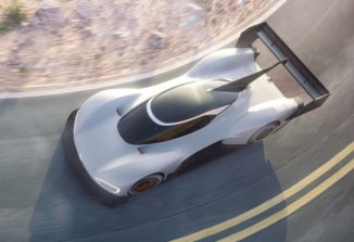 Volkswagen I.D. R Pikes Peak Race Car – An All Electric Racing Car