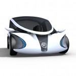 Volkswagen Mimio Can Represent The Future Commuting Alternative With Great Power And Usability