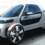Volkswagen NILS : A Compact Single Seat Electric Vehicle For The Future
