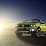 Volkswagen T-Cross Breeze Convertible SUV