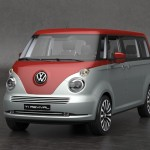 Volkswagen T1 Revival Concept Van Has Been Designed As A Tribute to Ben Pon