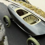 Volkswagen Terrafine Is A Vehicle Designed To Run On Any Terrain Without The