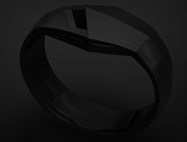 Volt LED Watch Concept by Samuel Jerichow