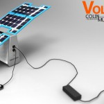 VOLTA Solar Charger : Gadget for Outdoor Adventurer