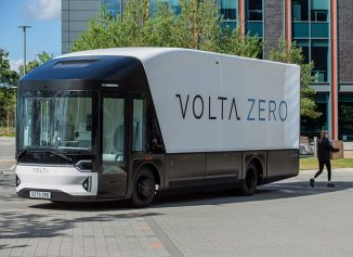 Volta Zero : Full-Electric Commercial Truck for Inner City Freight Distribution