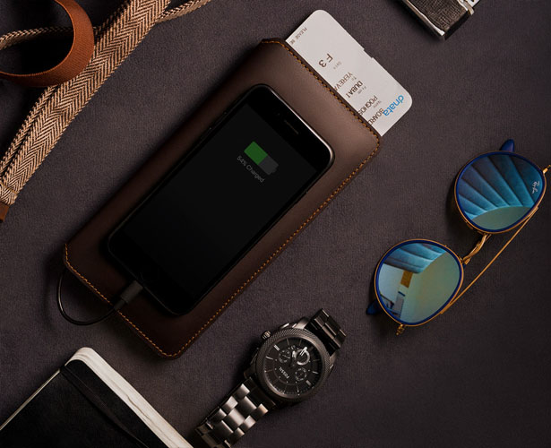 Volterman Smart Wallet - Travel Wallet