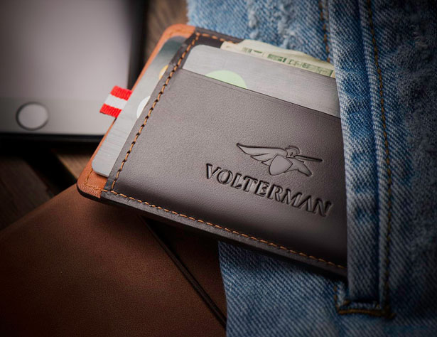 Volterman Smart Wallet - Cardholder