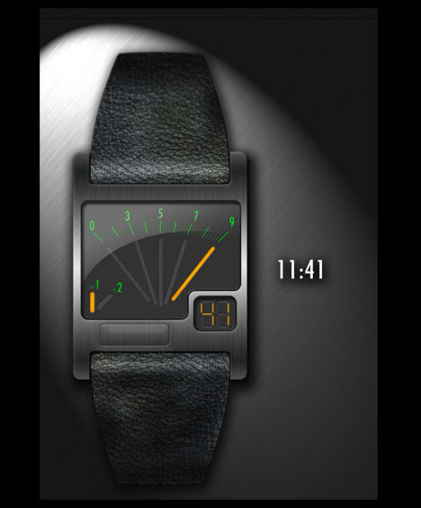 Concept Of Voltmeter : Volture watch design by maciej mandrysz tuvie