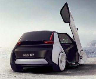 Volvo Care Concept Car: Company's Car to Support Employee's Well Being
