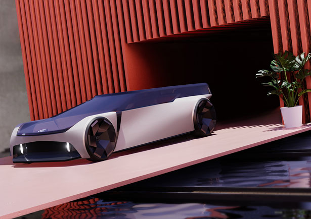 Volvo Ladan a.k.a The Box Was Inspired by The Iconic Volvo Wagons