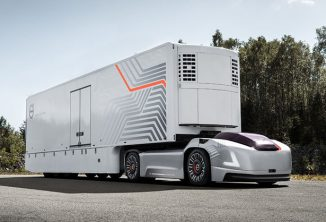 Volvo Vera Autonomous Truck Operates with Less Emissions and Low Noise Levels