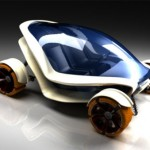 Vortex Mini Car Concept with Security of A Big Car
