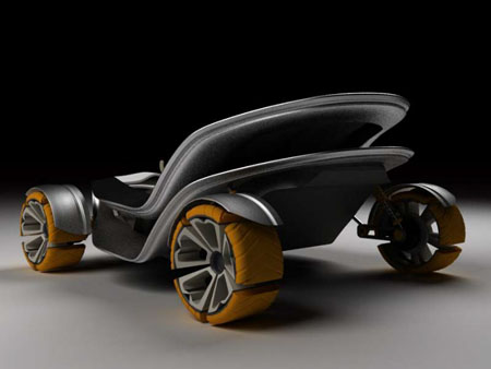 vortex mini car concept