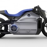 Voxan Electric Motorcycle Delivers 200 HP and 200 Nm Instant Torque