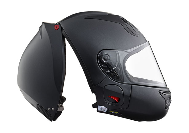 Vozz RS 1.0 Helmet Is A Full Face Helmet with Rear Access for Better Safety