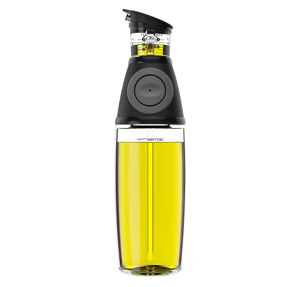 Vremi Olive Oil Measuring Dispenser Bottle