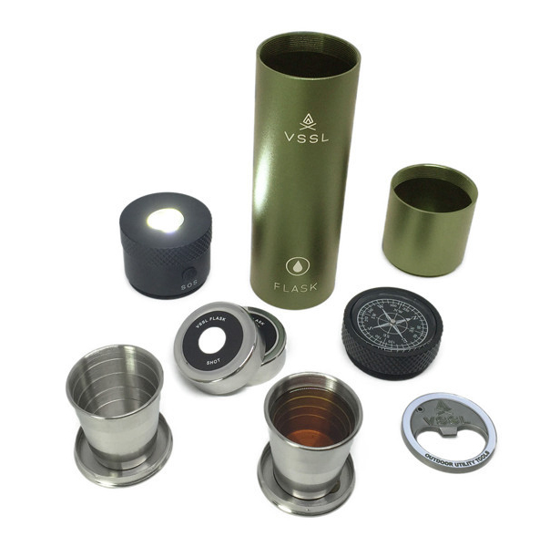VSSL Flask Light Outdoor Utility Tools
