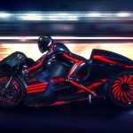 Vultran Aventi Concept Superbike by Lee Rosario