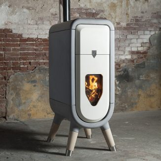 VUURS Eco-Friendly Wood Stoves by Tjep
