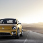 Volkswagen Beetle Dune Concept Car Features Off-Road Look