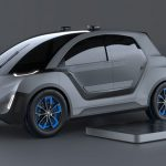 Volkswagen Interceptor Concept Car by Fabio Martins