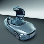 Volkswagen L1 Concept Car : 1 Liter of Fuel for 100 Kilometers