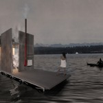 Wa_Sauna : Floating Sauna by goCstudio