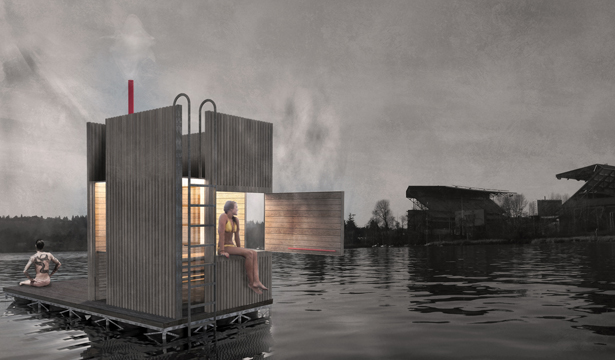 Wa_Sauna by goCstudio