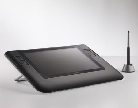 Wacom Cintiq 12WX is Your Digital Sketch Book