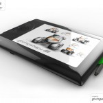 Wacom Sketcher Digital Sketchpad Concept For Illustrators and Graphic Designers