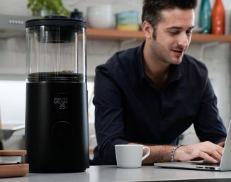 Wake Up Smart Home Coffee Roaster for Excellent Coffee Bean Flavors