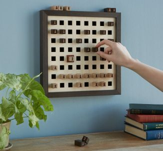 Wall Chess – a Wall Decoration and a Board Game in One