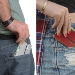 Wallit Wooden Wallet to Hold Small Amount of Cards and Bills in Style