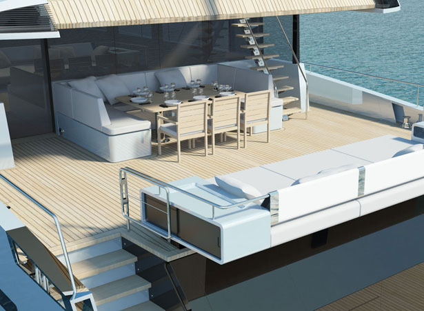 Wally Ace Motor Yacht by Wally