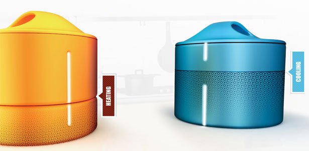Warm N' Cool Home Appliance by Arthur Kenzo