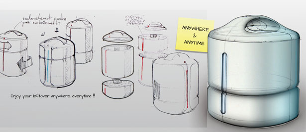 Warm and Cool Home Appliance by Arthur Kenzo