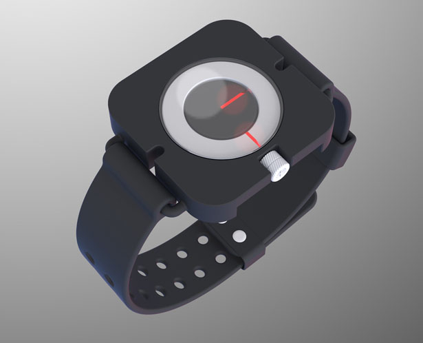 Warsaw Concept Watch by Paul Slagle