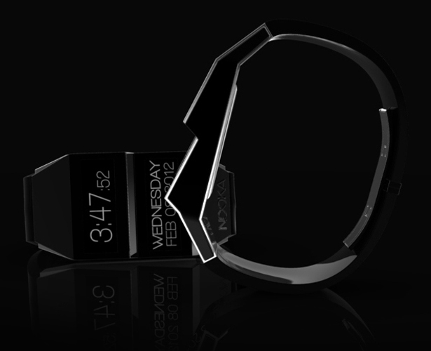 Watch Design for NOOKA by Anthony Puleo