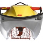 Sun Powered Water Rescue Craft for Lifeguards