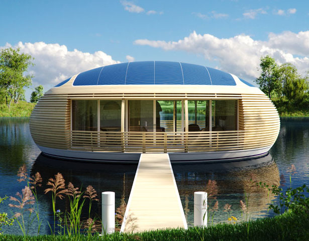 Waternest 100 – Ecological Floating Habitat Recyclable Up To 98%