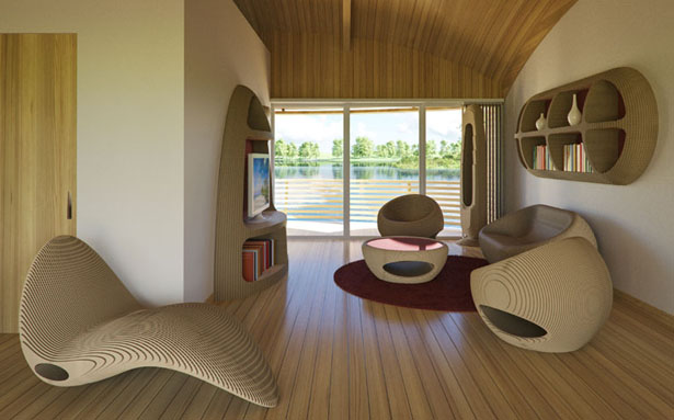 Waternest 100 Home by Giancarlo Zema