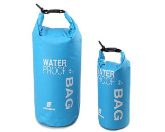 Luckstone Drifting Waterproof, Ultralight Floating Dry Bag for Boating and Kayaking