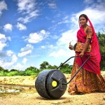 WaterWheel Water Carrier for Urban India