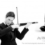 Wave Electric Violin by Jaewon Hwang