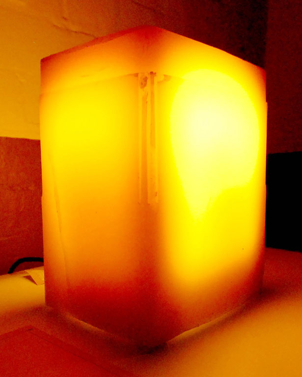 Waxlamp Design by HASSELL
