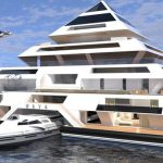 WAYA: A Modular Floating Building for Future Offshore Living Experience