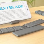 WayTools TextBlade Keyboard Is As Compact As A Pen in Your Pocket